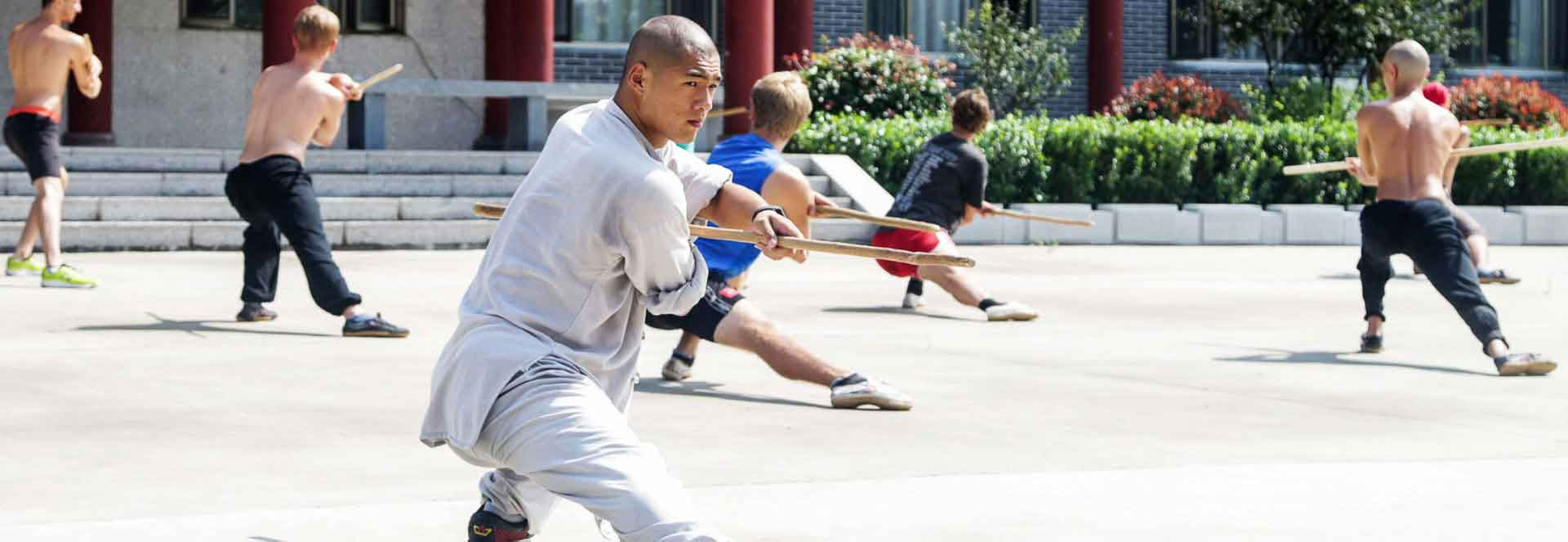 Learn Martial Arts In China