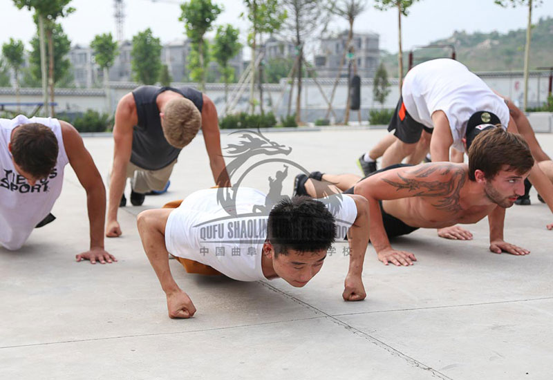 Chinese Work outs