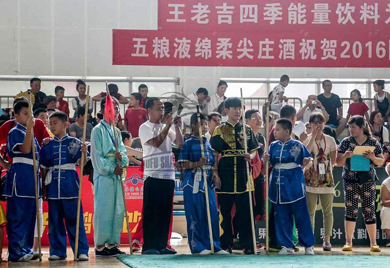 kungfu Competition