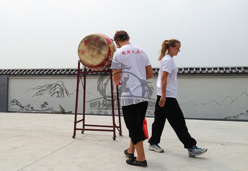 old china drums