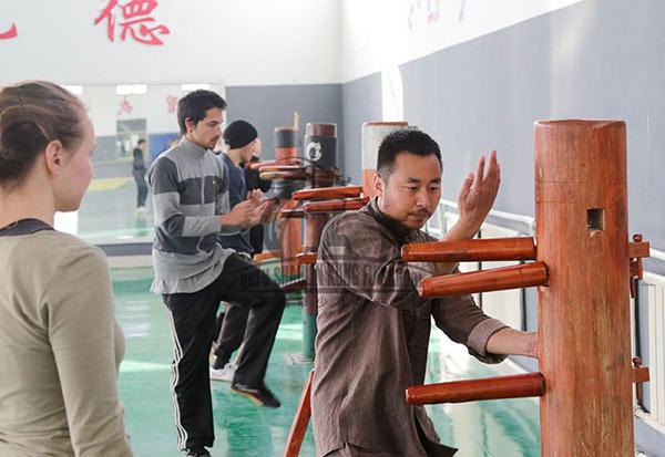 Wing Chun -Qufu Shaolin Kung Fu School