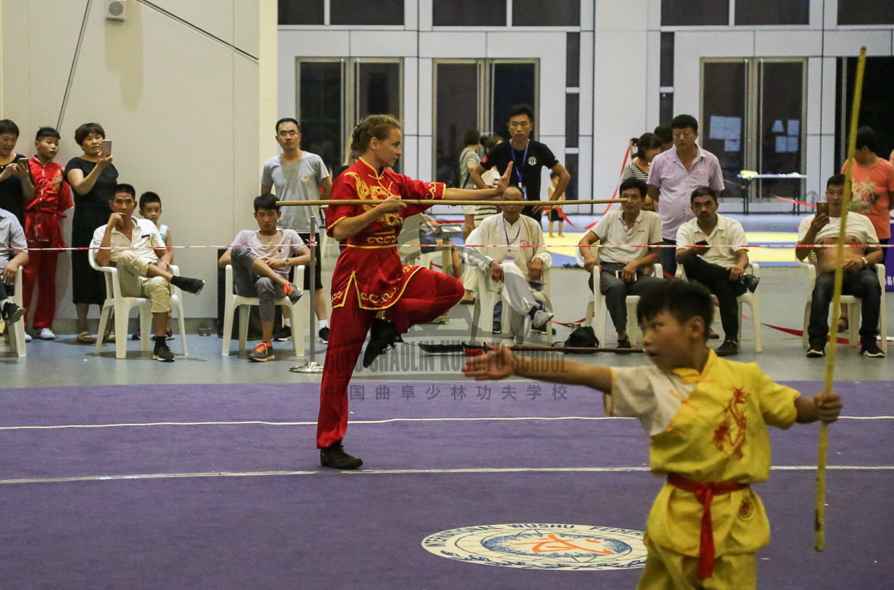 July 2018: Liangshan International Wushu Competition